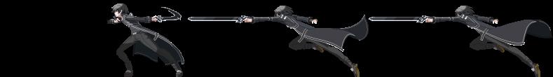 Battler Kirito SAO pour combat LMBS Kirito20