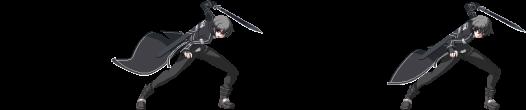 Battler Kirito SAO pour combat LMBS Kirito21