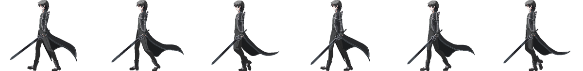 Battler Kirito SAO pour combat LMBS Kirito25