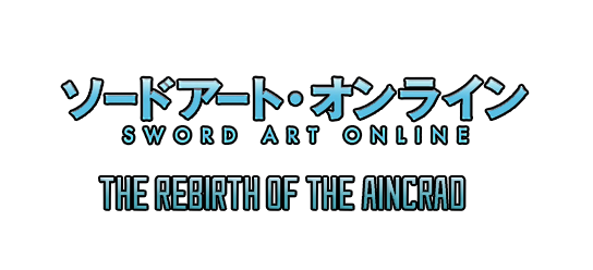 [RPGMVXAce] Sword Art Online : The Rebirth of the Aincrad Logo12