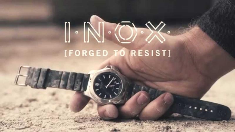 victorinox - [Revue] Victorinox Inox rouge sur acier Image15