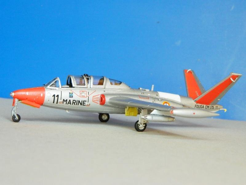 [SPECIAL HOBBY] Fouga CM-175 Zéphyr Dscn4110