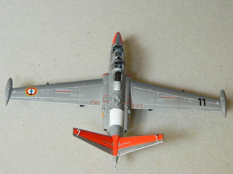[SPECIAL HOBBY] Fouga CM-175 Zéphyr Dscn4113