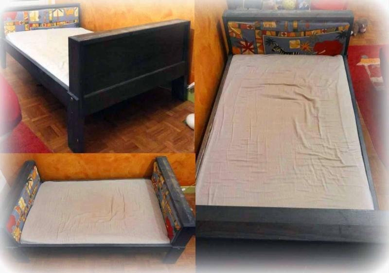 Canapé lit pour nos loulous. 12794910
