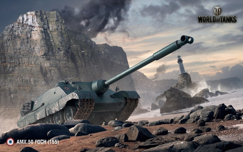 Attaque Tactique de Tanks Francais