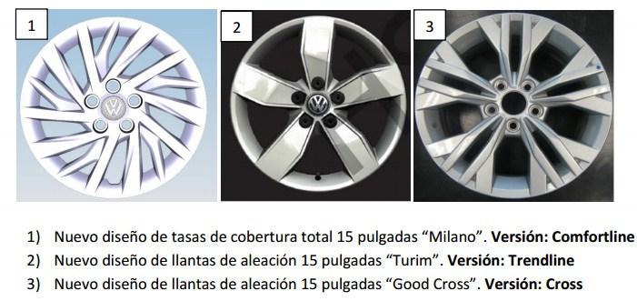 VW cambia el equipamiento de los Fox y Suran en Argentina Suran-10