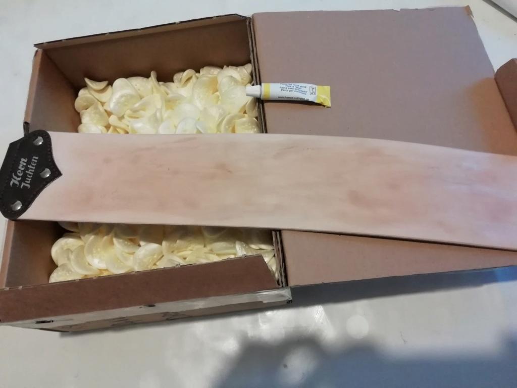 Nouveau cuir - sitôt acheté sitôt abimé - HELP svp 68598710
