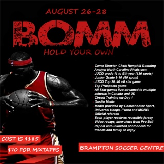 Ball On My Mind - Hold Your Own Showcase Bomm11