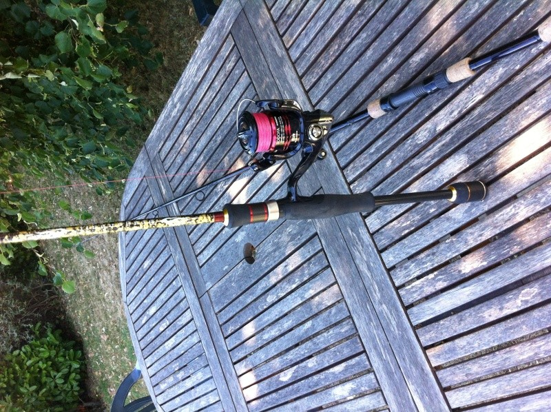 Vends canne spinning SMITH dragonbait LX FLOATUB Img_2510