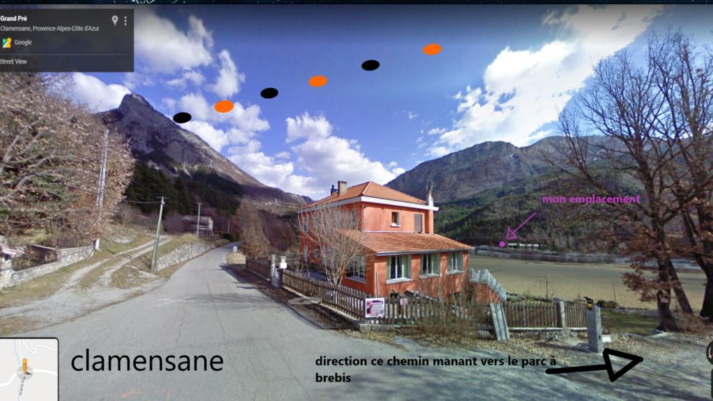 2017: le /02 à 19 - un ovale lumineux orangeBoules lumineuses oranges - Clamensane -Alpes-de-Haute-Provence (dép.04) Vu_ovn11