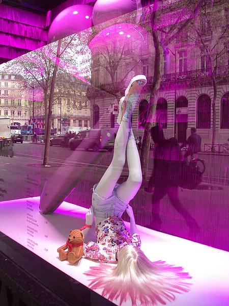 Paris en couleurs , Paris en noir et blanc ! - Page 4 Reflet11