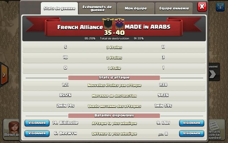 Guerre de clan du  25-26 mars 2016 (Made in arabs) Screen27