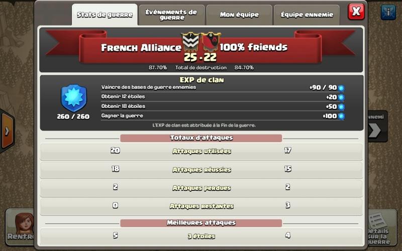 Guerre de clan du  08-09 avril 2016 (100 % friends) Screen89
