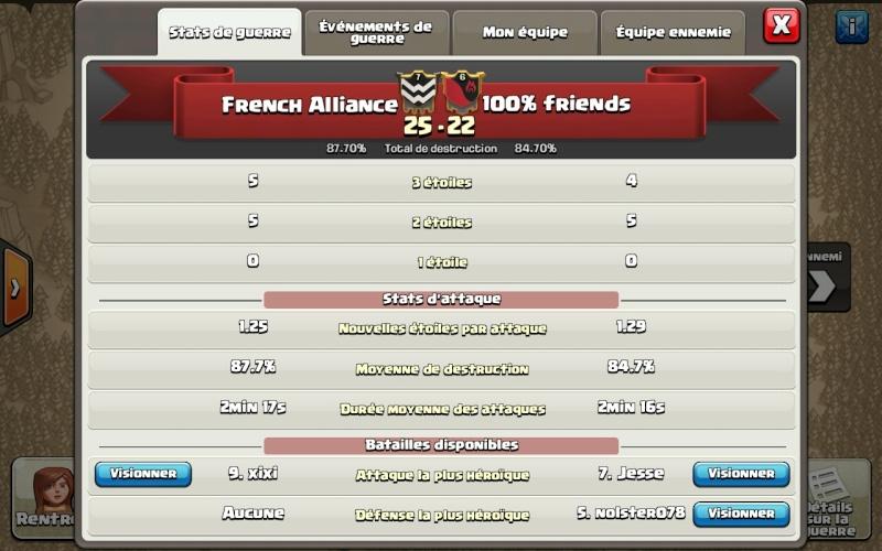 Guerre de clan du  08-09 avril 2016 (100 % friends) Screen90