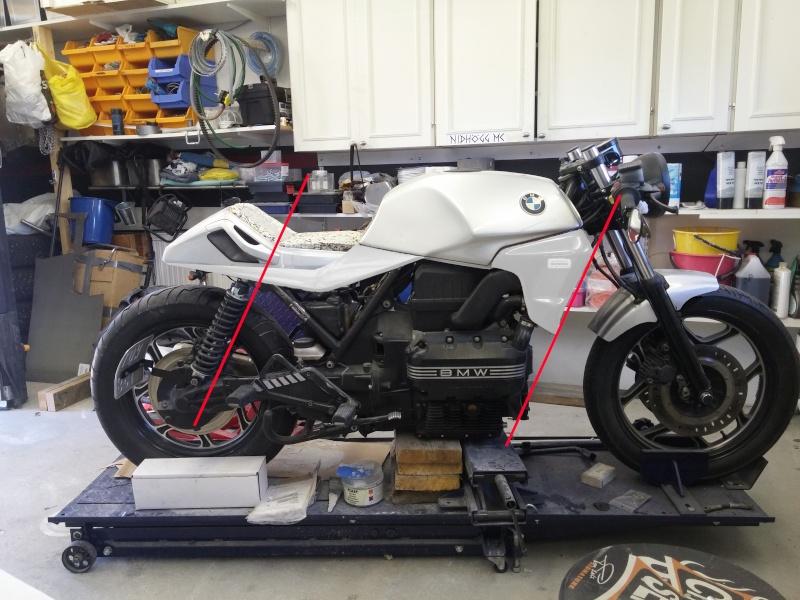 BMW K75 goes cafe racer Cowl_a10