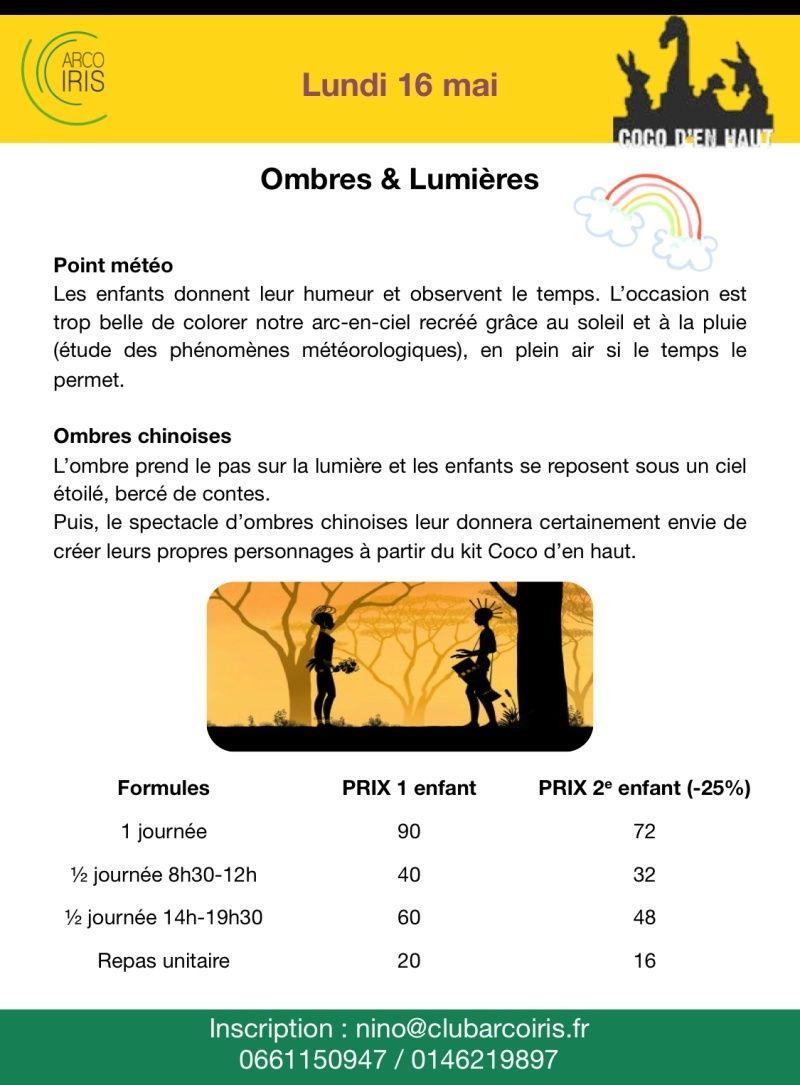 Club pour enfants Arco Iris - Page 2 Jour_f10