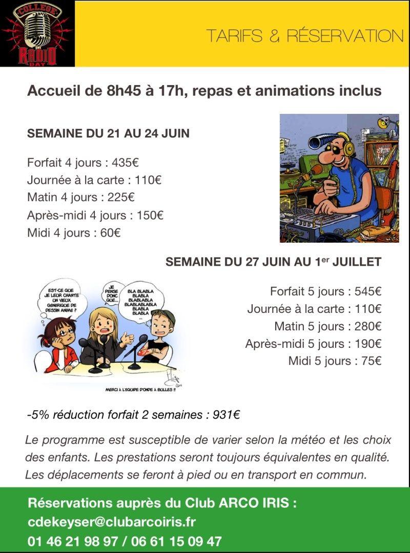 Club pour enfants Arco Iris - Page 2 Progra16