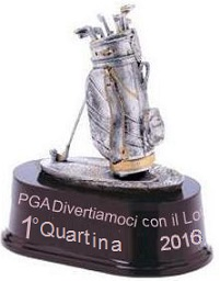 Vincitori del Tour PGA Golf 2016 QUARTINA, MELISSA, HLEUT Golf_110