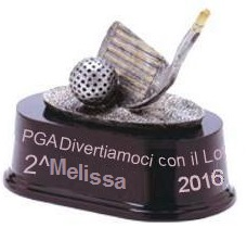 Vincitori del Tour PGA Golf 2016 QUARTINA, MELISSA, HLEUT Golf_210