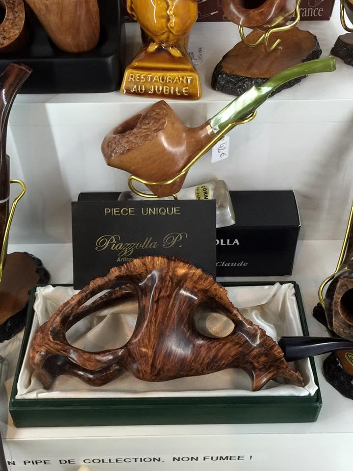 Magnifique pipe Piazzolla 13076910