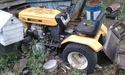Old 70's Garden Tractor 20160612