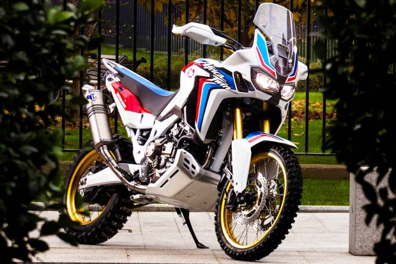 Africa Twin en 2015? - Page 2 Africa10