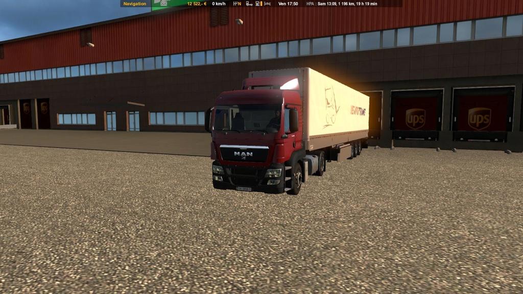 EUROTRANS Russie - Colaboration inter-transporteur. Eurot405