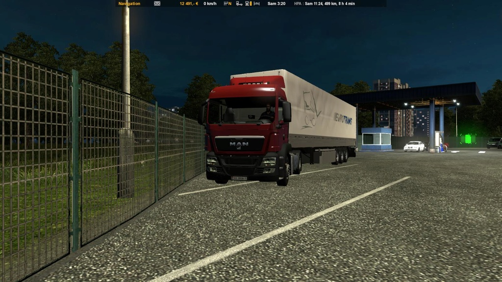 EUROTRANS Russie - Colaboration inter-transporteur. Eurot407