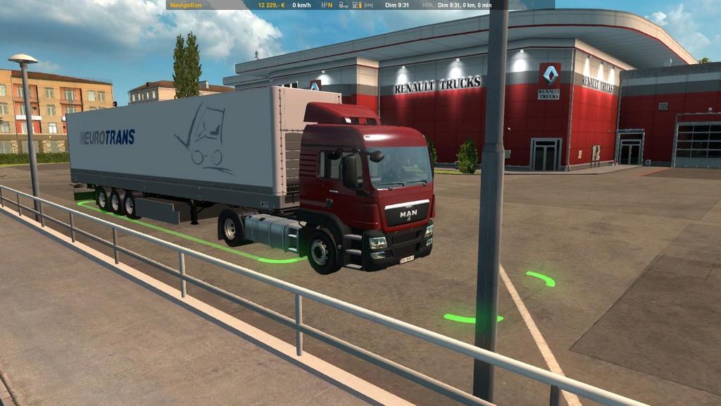 EUROTRANS Russie - Colaboration inter-transporteur. Eurot409
