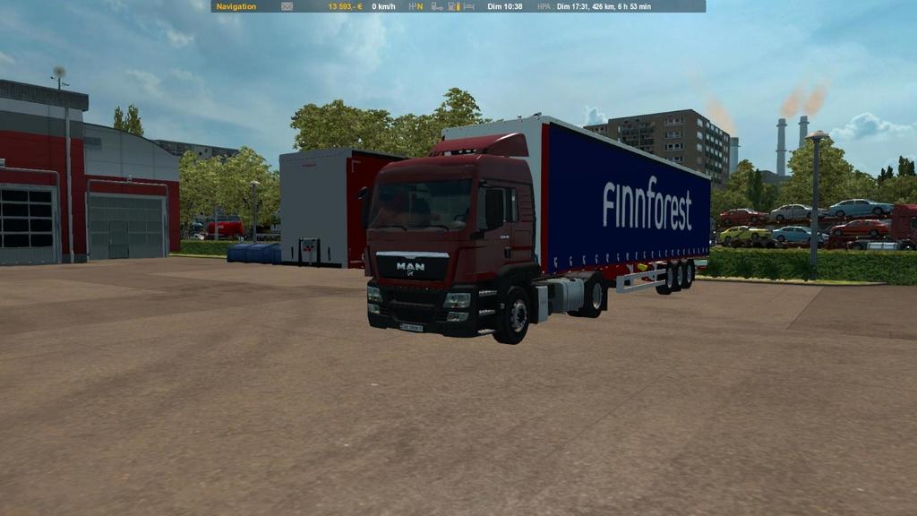 EUROTRANS Russie - Colaboration inter-transporteur. Eurot412