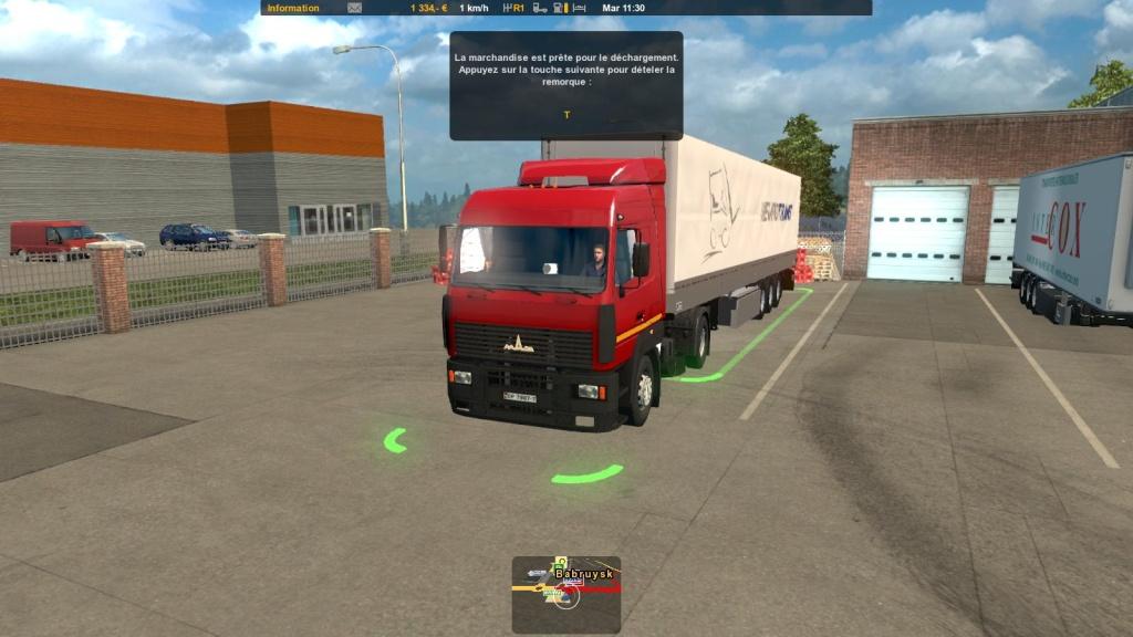 EUROTRANS Russie - Colaboration inter-transporteur. Eurot423