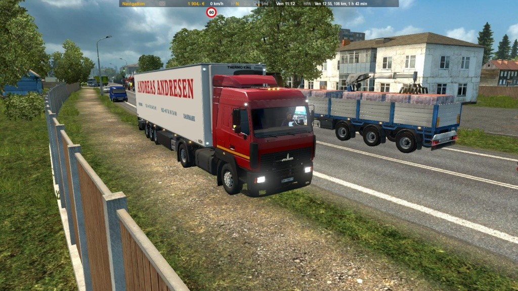 EUROTRANS Russie - Colaboration inter-transporteur. Eurot434