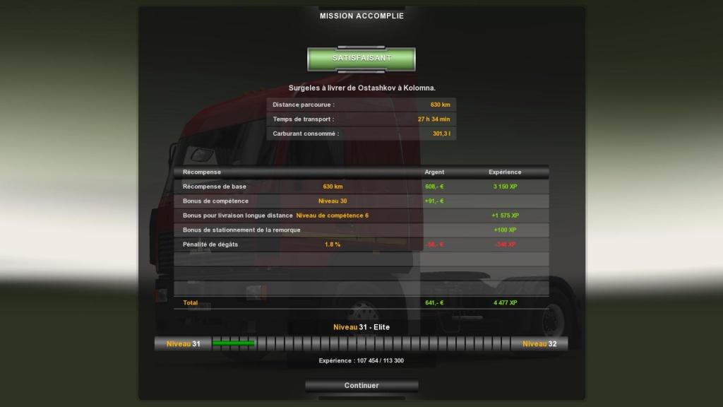 EUROTRANS Russie - Colaboration inter-transporteur. Eurot437
