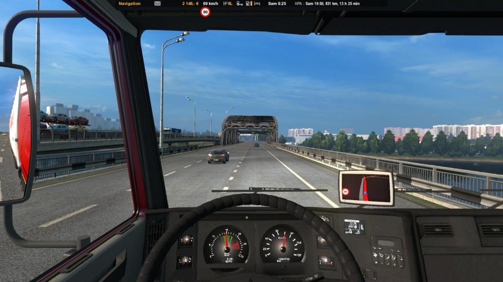 EUROTRANS Russie - Colaboration inter-transporteur. Eurot441