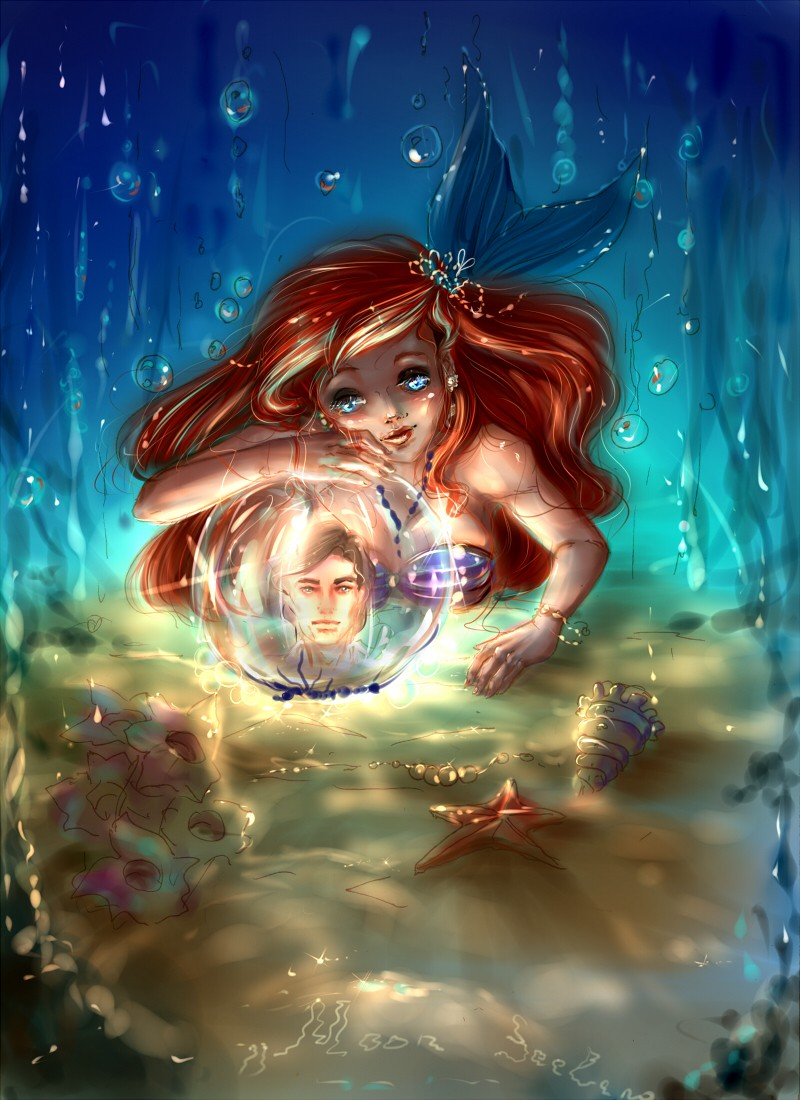 Fan art Disney Ariel-10