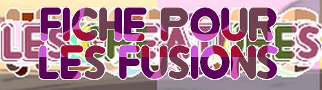 Modèle de Fiche pour FUSION Gems16