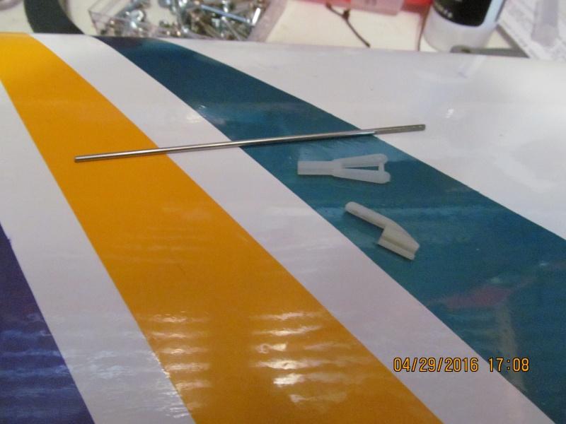 GP F1 Rocket Evo RC airplane build Img_1831