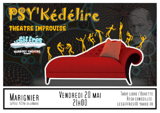 Psy'Kédélire - Marignier, La Pièce - 20/05/16 (les Giffrés) 16052010