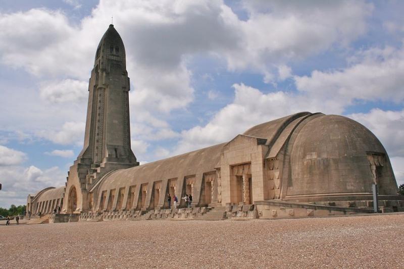 20 mai 1929: inauguration du mémorial de Douaumont 13220810