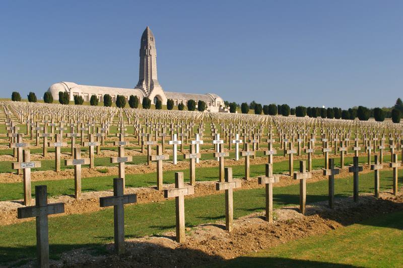 20 mai 1929: inauguration du mémorial de Douaumont 13256410