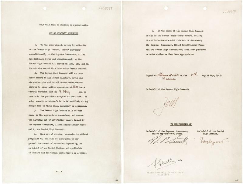 8 mai 1945 8-mai-10