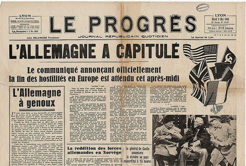 8 mai 1945 8mai1910