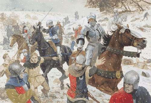 Bataille de Towton: 29 mars 1461   Towton10
