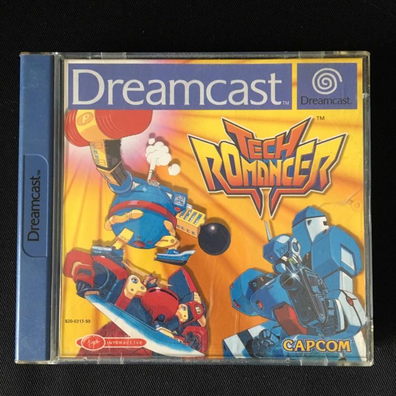 [VENDU] TECH ROMANCER - Dreamcast Img_1711