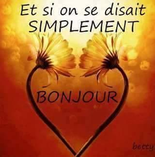 Pour se dire Bonjour - Page 5 13346510