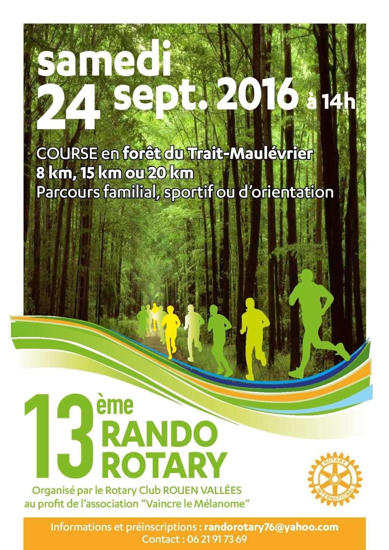 Courses et Marche dans la foret du Trait Maulevrier le 24 Septembre 2016 au profit de l'association « vaincre le mélanome » 3aff_r10