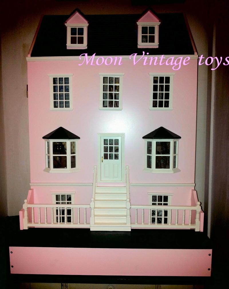 [VENDO] Casa delle bambole Vittoriana doll house 2210