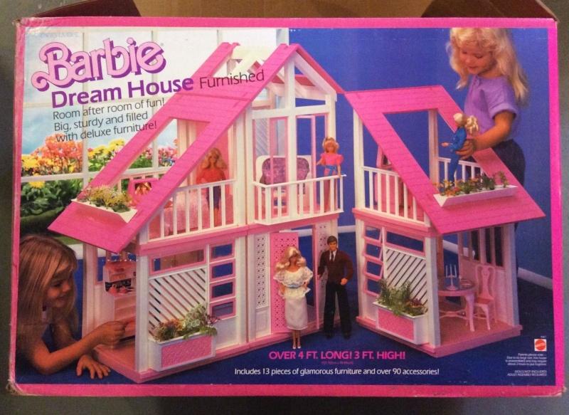 barbie - CERCO BARBIE DREAM HOUSE ANNI 80 S-l16010