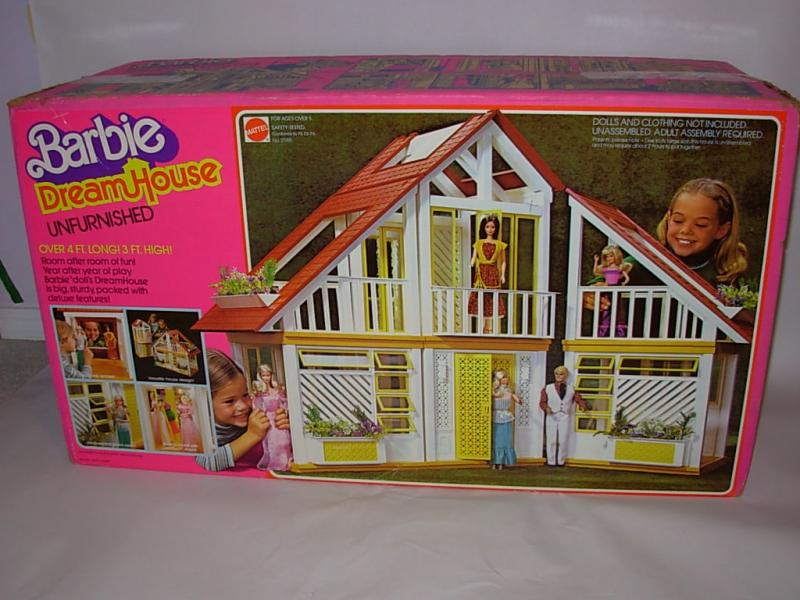barbie - CERCO BARBIE DREAM HOUSE ANNI 80 User-i10