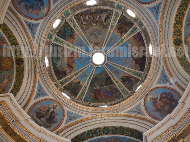 Монастырь кармелитов в Хайфе. Iyo_io14